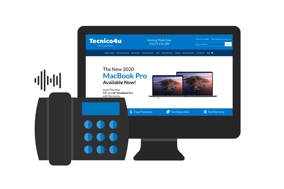 VoIP from Tecnico4u