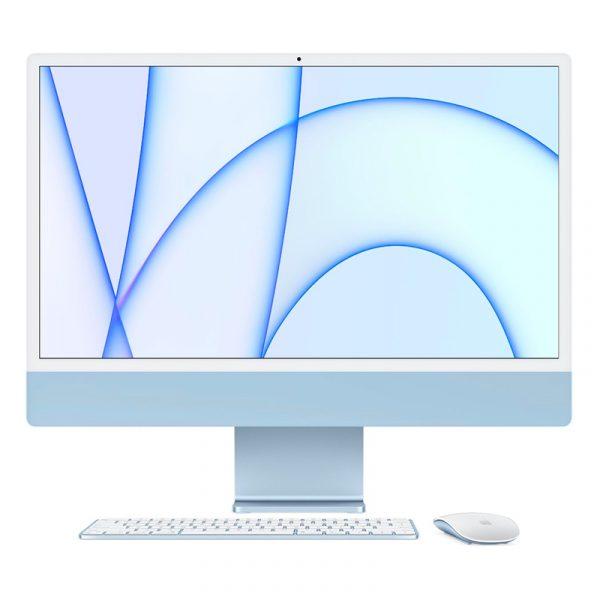 "Lease the iMac 24"" with Tecnico4u"